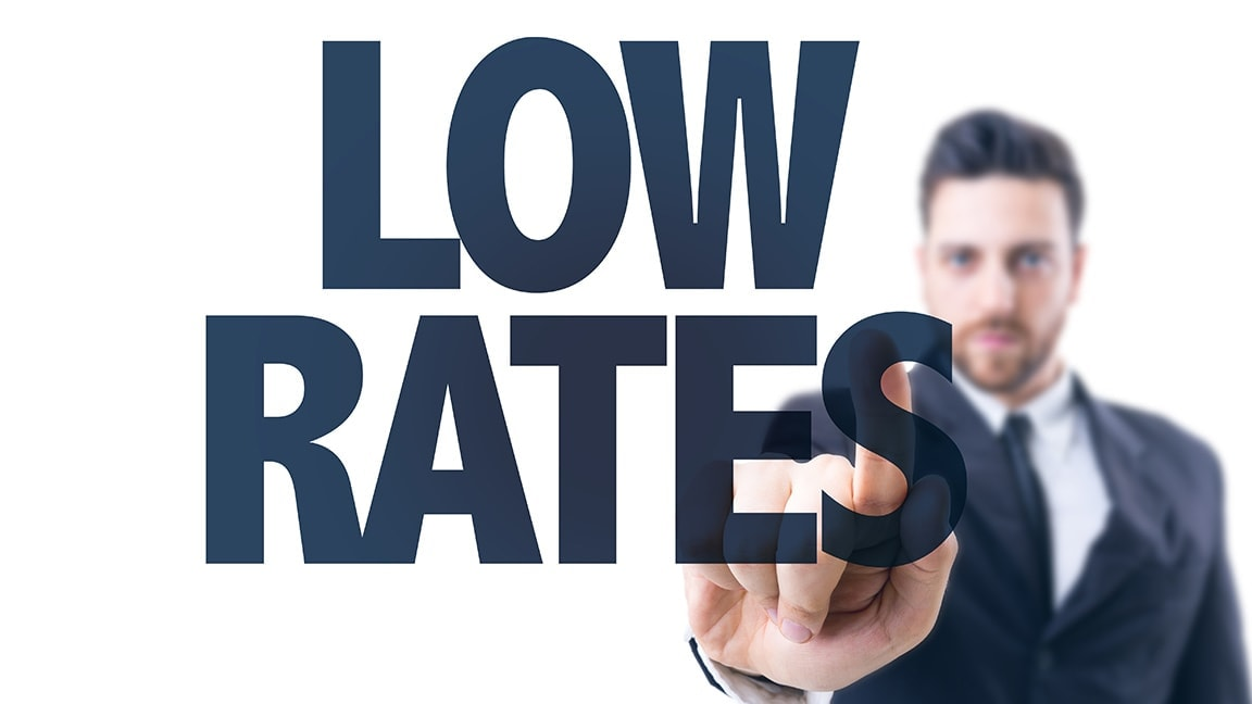 Bank Rates To Hit An All Time Low