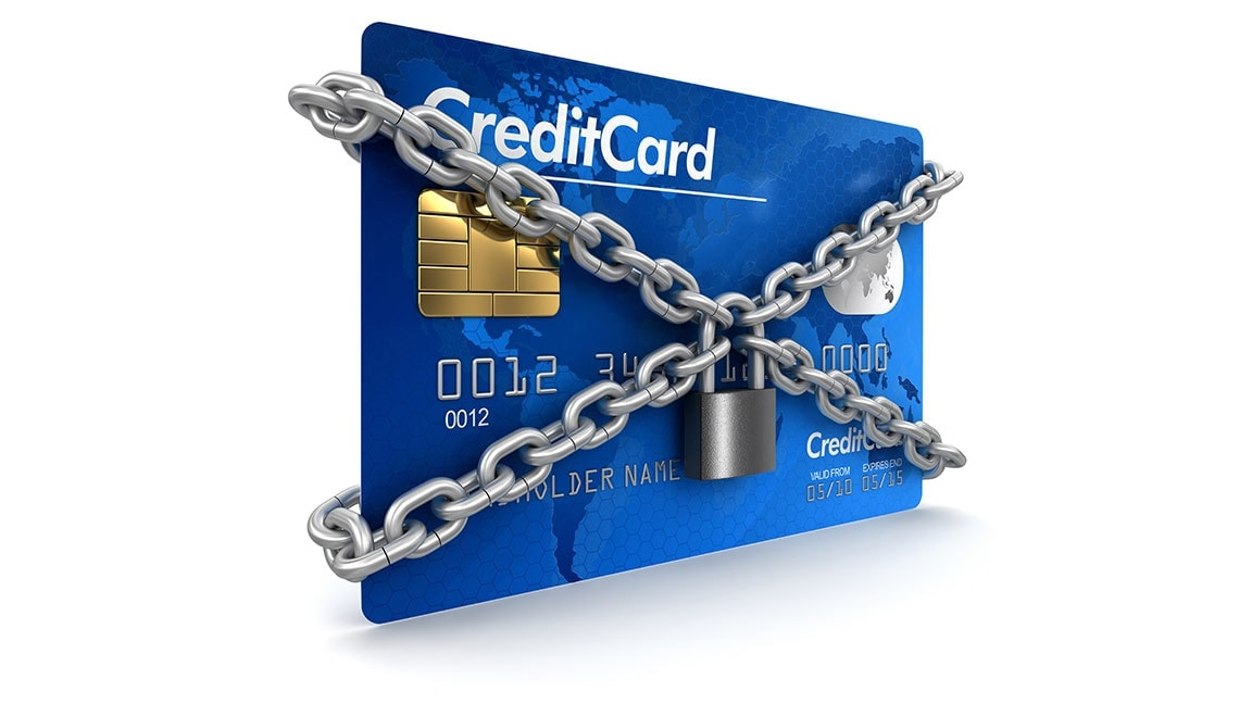 credit card restrictions