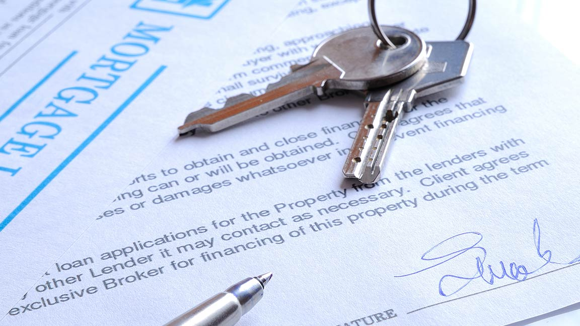 Mortgage Take-Up Rises