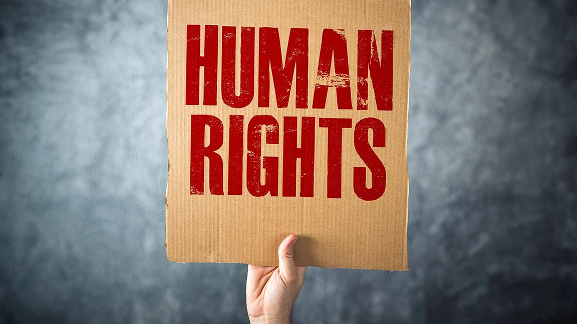 human rights strike