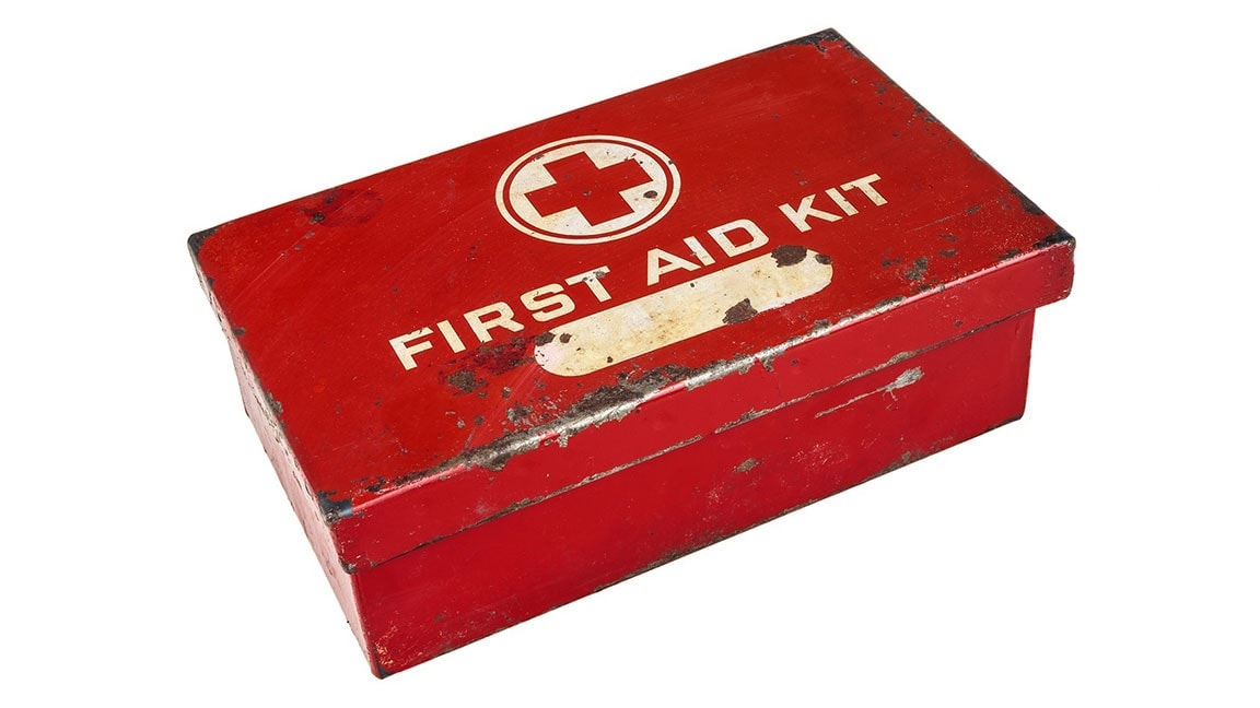 Checking the Vitals - First Aid Economy