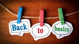 Back to basics in insolvency