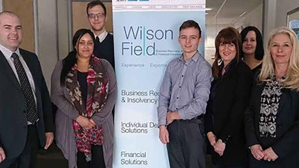Business specialist boosts staff with nine new appointments