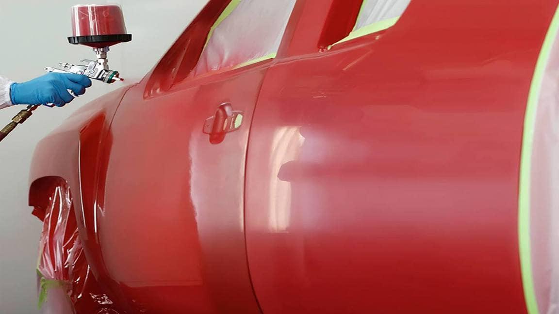 Wilson Field repairs bodyshop business