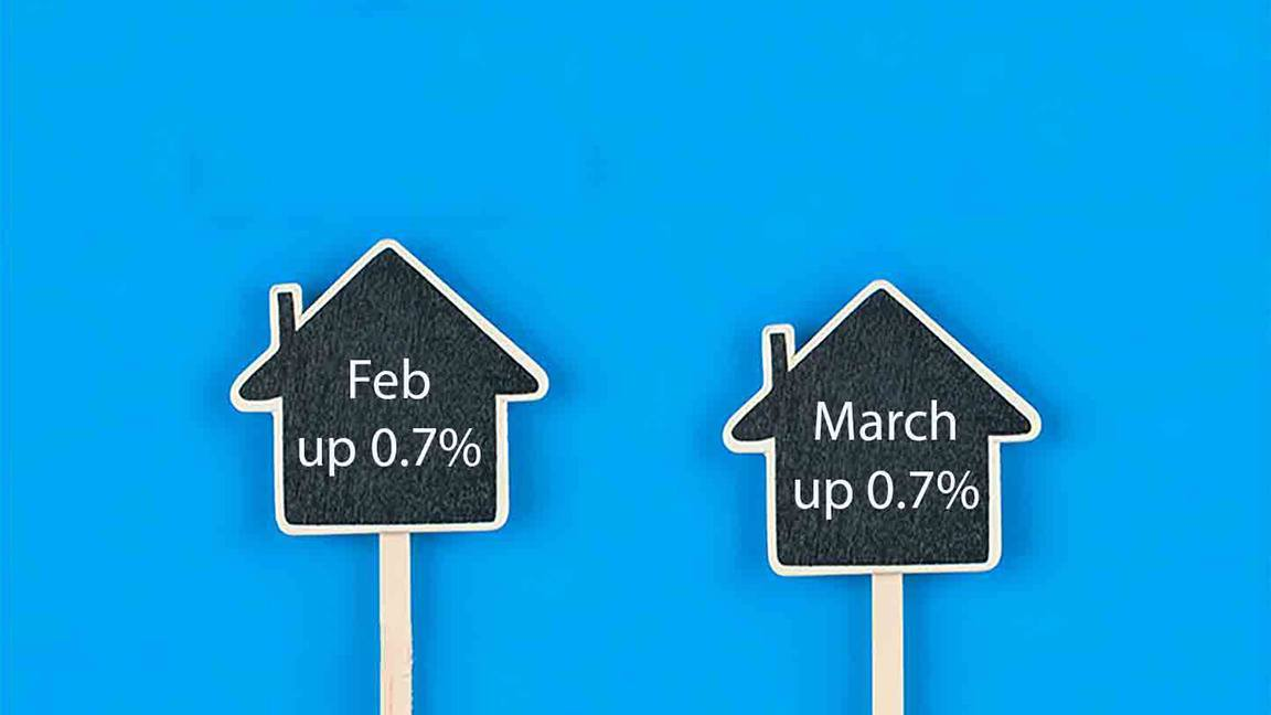 House price growth shows signs of moderation according to Nationwide