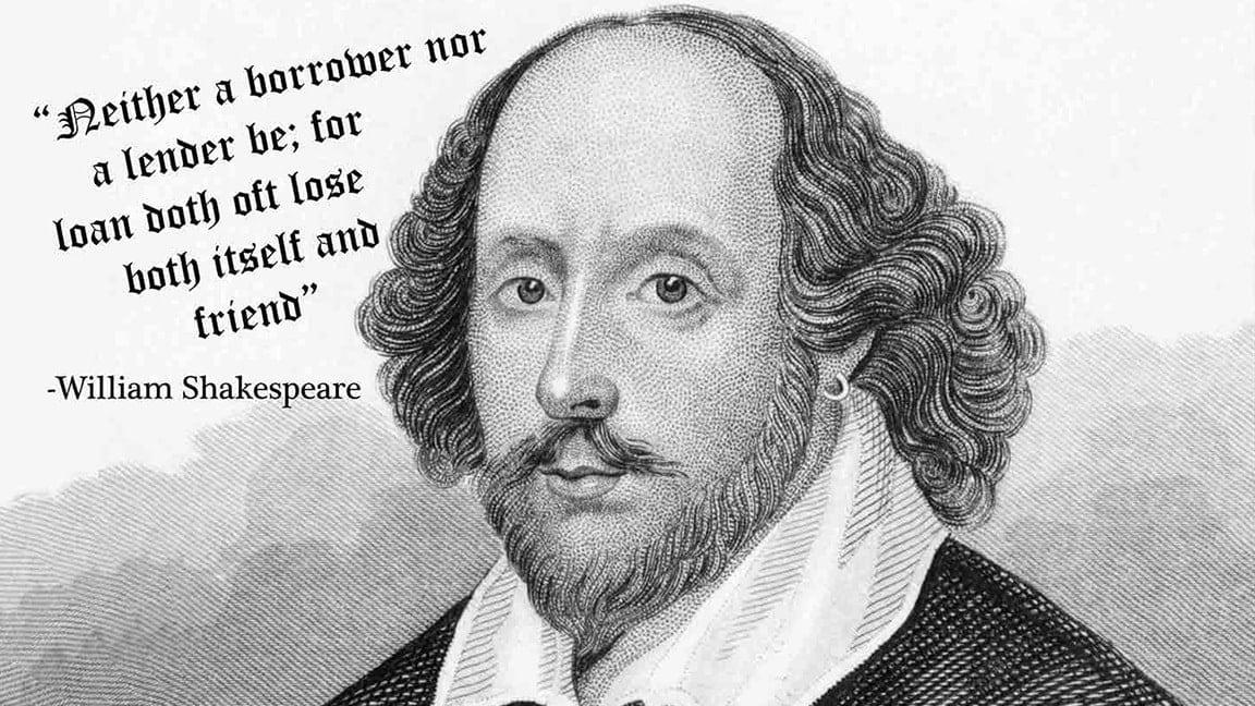 Happy 450th William Shakespeare