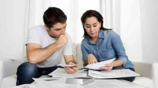 Over one million families struggling with 'problem debt'