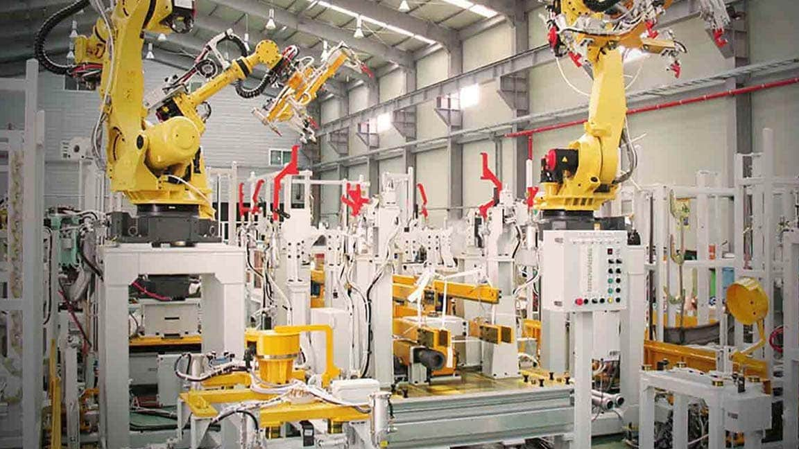 Confidence in the Manufacturing Industry Grows