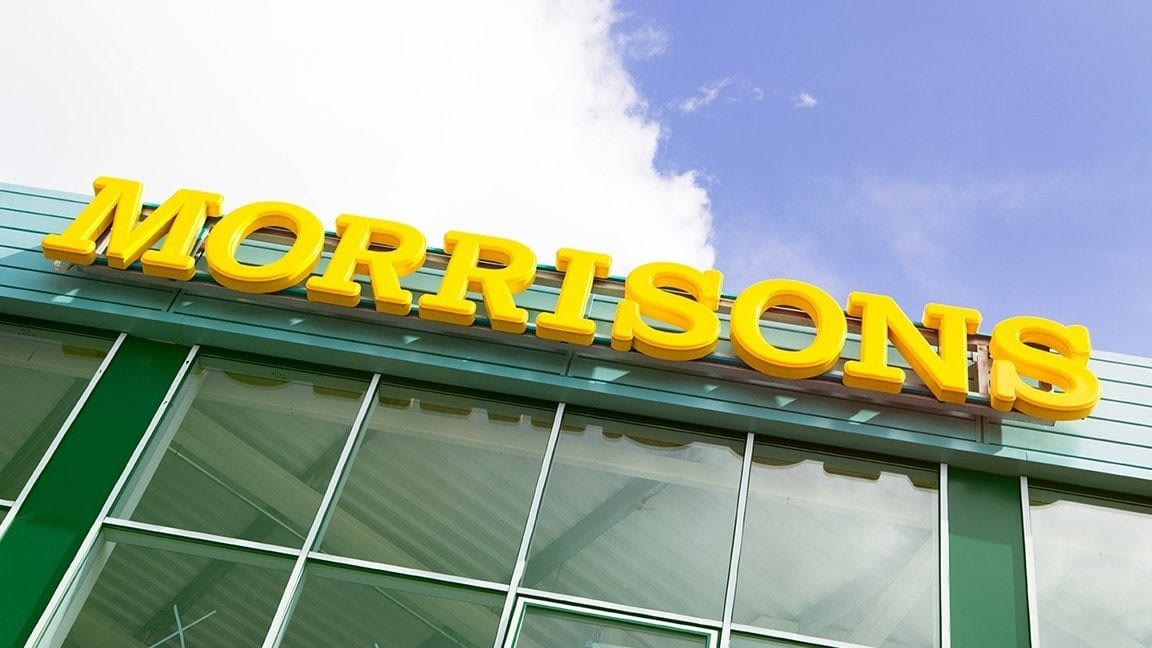 Morrisons Sees Further Fall in Sales