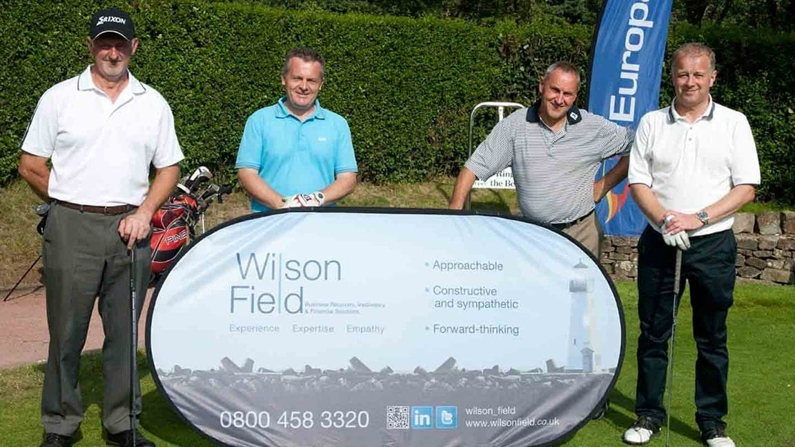 Harley World in top gear for golf at Wilson Field Annual Golf Day