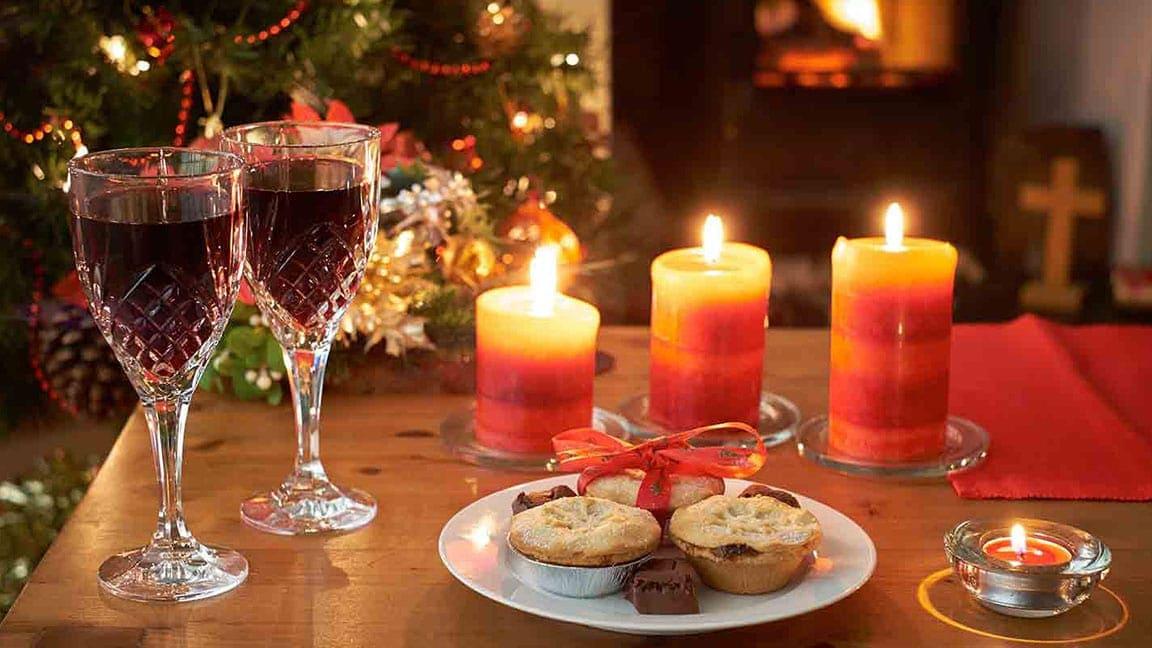 Taking a break at Christmas may bring bonuses