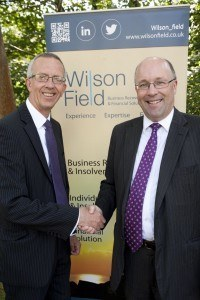 Andy Wood strengthens insolvency firm Wilson Field