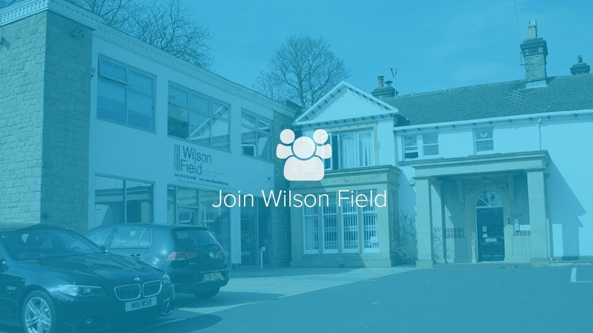 Join Wilson field - Recruitment drive