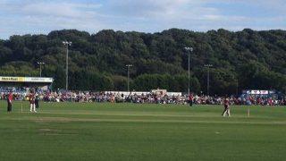 Wilson Field Sheffield Collegiate Cricket