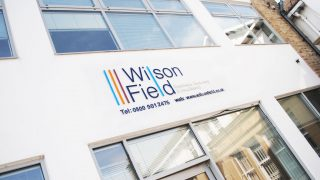 15 year piece Wilson Field Yorkshire Business Masters Awards