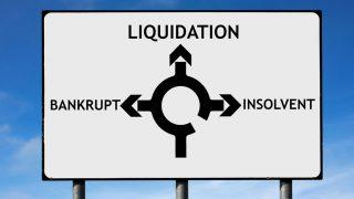 liquidation bankruptcy header