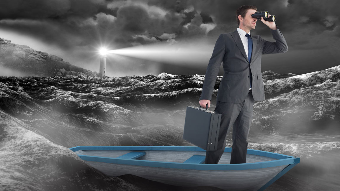 Steering your company through choppy waters