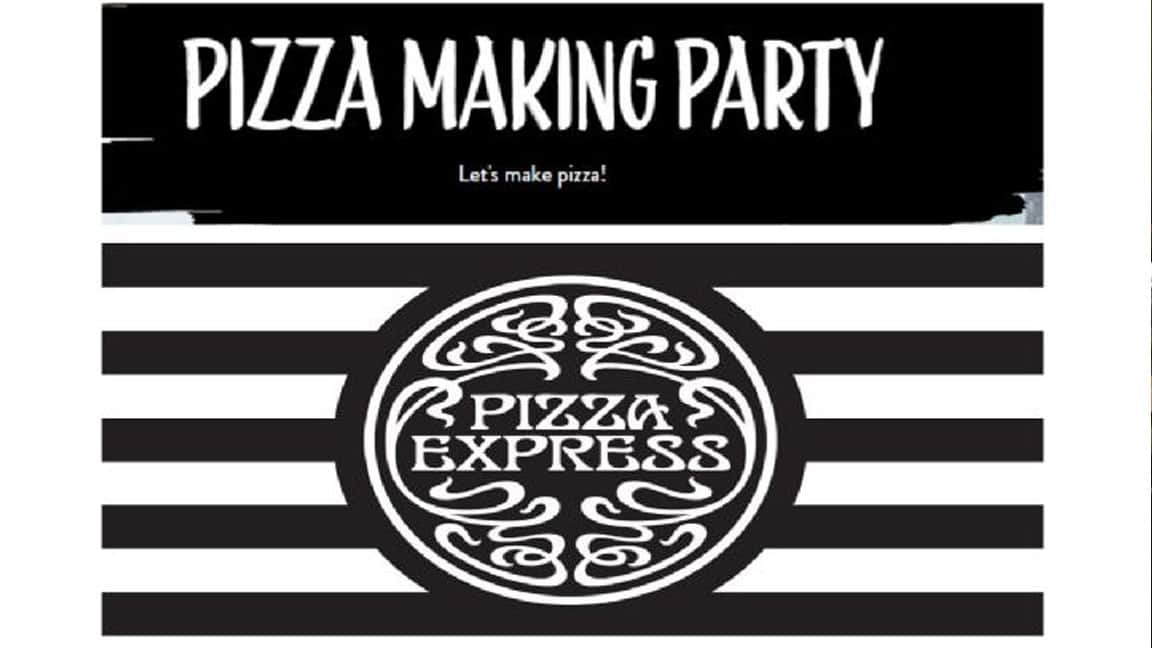 Pizza Making Party