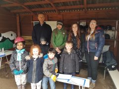 Wilson Field Whirlow Hall Farm 480 Scheme - local charities