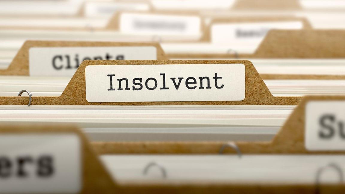 WF insolvencies stats second quarter header