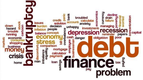 wealth gap debt bubble header