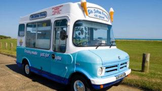 WF ice cream van comeback content