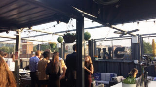 The YNG Summer Social was hosted at INC