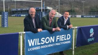 Sheffield rugby club sponsorship
